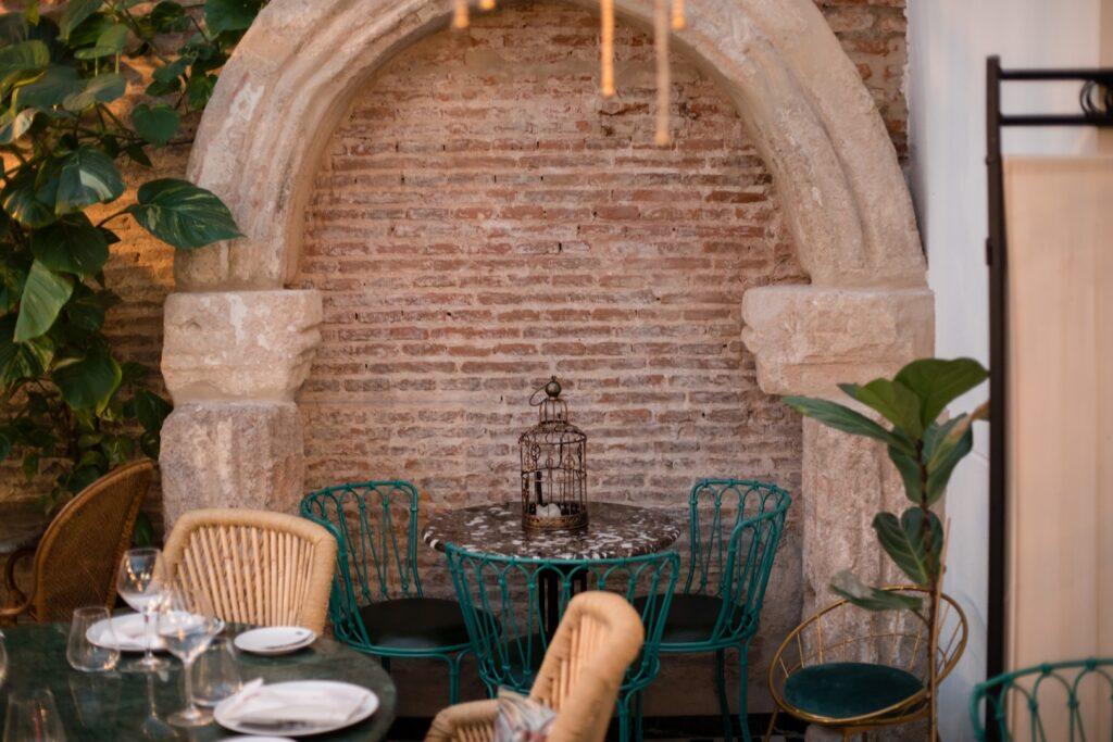 Restaurante para comer y tapear en el centro de Mérida