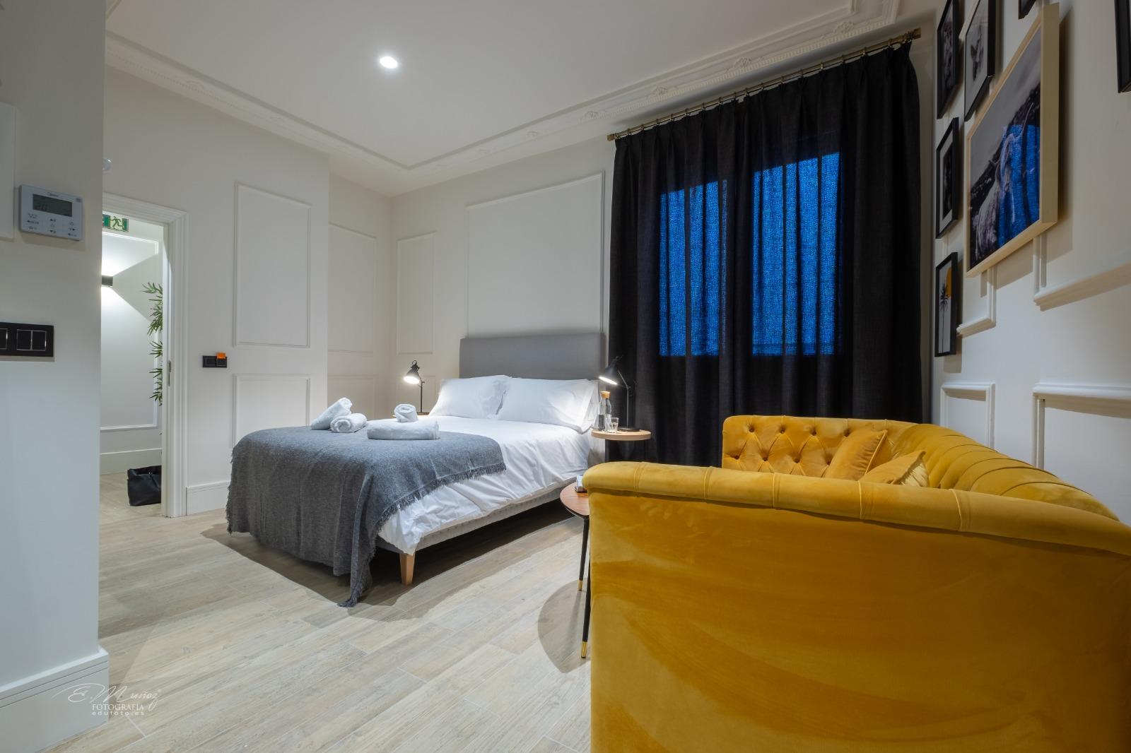 Barbarossa. Apartamento turístico en Mérida para dormir en el centro de la ciudad, cerca de todos los monumentos